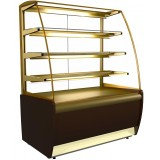 Холодильная витрина ВХСв-0,9д Carboma (кондитерская)