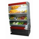 Холодильная горка фруктовая Астра 130