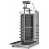 Установка для приготовления мяса газовая Шаурма 2М с электроприводом