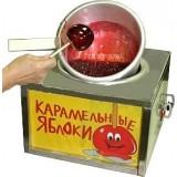 Аппарат для приготовления карамели для карамелизованных яблок Карамелита Эконо ТТМ