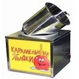 Аппарат для приготовления карамели для карамелизованных яблок Карамелита-М ТТМ с подсветкой