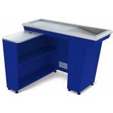 Кассовый бокс КБ-1,5-1Н синий