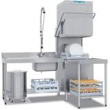 Купольная посудомоечная машина NIAGARA 381