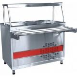 Прилавок холодильный открытый ПВВ(Н)-70КМ-02-НШ