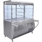Прилавок холодных закусок закрытый ПВВ(Н)-70М-С-01-НШ