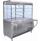 Прилавок холодных закусок закрытый на 7 гастроемкостей ПВВ(Н)-70М-С-НШ