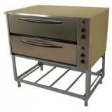 Шкаф жарочно-пекарский ЭШП-2с(у) (оцинкованная сталь)