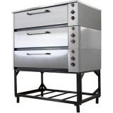 Шкаф жарочно-пекарский ЭШП-3с(у) (оцинкованная сталь)