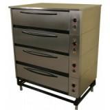 Шкаф жарочно-пекарский ЭШП-4с(у) (оцинкованная сталь)