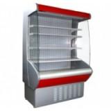 Холодильная горка ВХСд-1,3 Carboma
